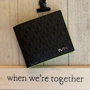 New MK men wallet 🍃